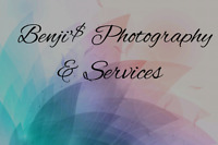 Benji'$ photography and services
