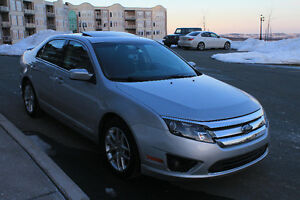 2010 Ford Fusion SEL  with Car Starter
