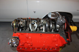 SBC 350 Performance Motor