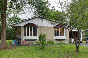 Fully renovated bungalow in Beaconsfield.