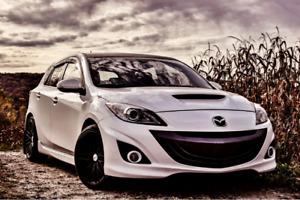 Mazdaspeed 3 2010 AUBAINE DOIT PARTIR!!
