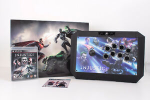 PS3 Injustice: Gods Among Us - Battle Edition EBgames exclusive