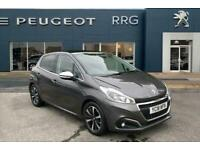 2018 Peugeot 208 1.2 PureTech Allure Premium (s/s) 5dr Petrol grey Manual