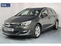 2015 Vauxhall Astra 1.6 CDTi 136ps SRi With Front And Rear Parking Sensors, Blue