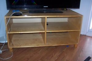 TV table sale, for 55 inch TV.