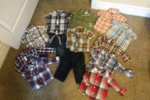 Toddler Boys clothes 6-12 months