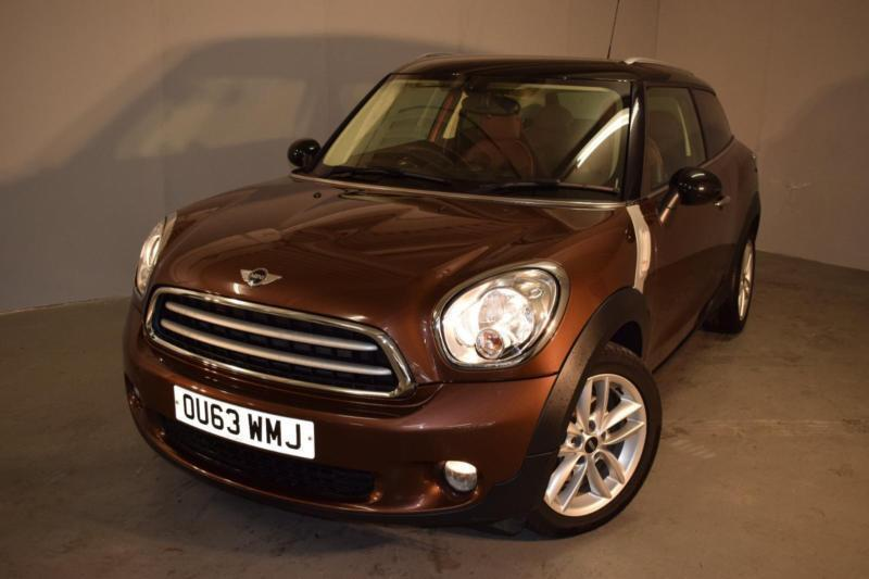2013 MINI PACEMAN COOPER D COUPE DIESEL