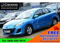 2010 Mazda 3 1.6 TS D 5D 109 BHP + FREE NATIONWIDE DELIVERY + FREE 3 YEAR WARRAN