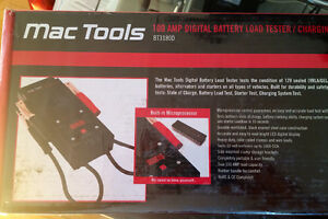 Mac tools 100 amp digital battery load tester