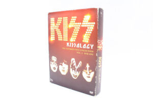 The Ultimate Kiss Collection Vol.2 1978-1991 en DVD !!!