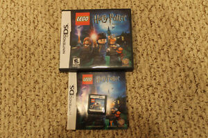 Harry Potter Years 1-4 Lego for 3DS