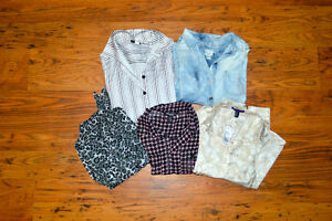 Lot of Women's Dress Shirts