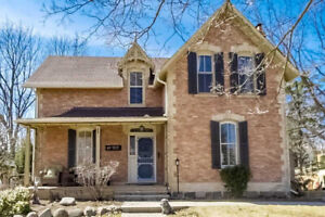 For Sale: 4 Bdrm Century Home In The Heart Of Old Uxbridge