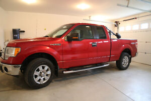 2009 Ford F-150 XLT 4X4 Pickup Truck (Handicapped equipped)
