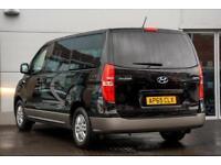 2015 Hyundai i800 2.5 CRDi SE 8 seats Diesel black Manual