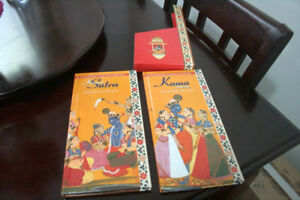 Kama Sutra: Knowledge for Men, Wisdom for Women (2 Volumes)