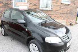 Volkswagen Fox 1.4 Black