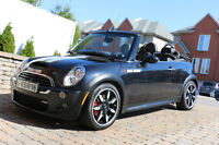 2008 MINI JCW Cabriolet SIDWALK EDITION Limited Series N° 53/100