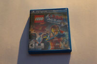 THE LEGO MOVIE VIDEO GAME For PSVITA