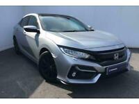 2020 Honda CIVIC HATCHBACK 1.0 VTEC Turbo 126 Sport Line EX 5dr CVT Auto Hatchba