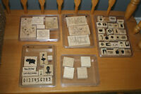 Stampin' Up! Stamps & accessories for cardmaking or scrapbooking