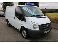 FORD TRANSIT EXCELLENT CONDITION *LOW MILES* NO VAT YEARS MOT PLY LINED Vivaro