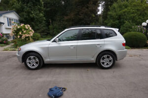 2005 BMW X3 Leather SUV, Crossover