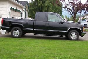 1998 Chevrolet Silverado 1500 3 Door Step Side Pickup