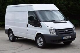 2.2 350 MEDIUM ROOF 5D 115 BHP MWB FWD AIR CON DIESEL PANEL MANUAL VAN 2011