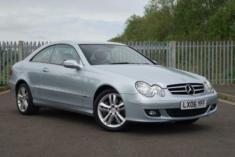Mercedes benz clk clk320 cdi avantgarde diesel automatic for Devon mercedes benz