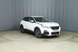 image for 2018 Peugeot 3008 1.2 PureTech Allure EAT (s/s) 5dr SUV Petrol Automatic