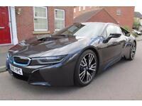2016 16 BMW I8 1.5 I8 2D AUTO 228 BHP