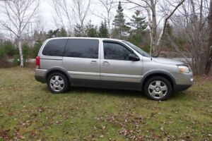 For Sale 2007 Pontiac Montana SV6