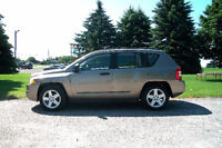 2007 Jeep Compass Sport 4x4- WOW Just 136K!!  ONE OWNER!!