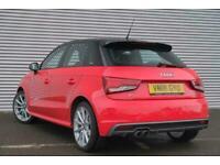2018 Audi A1 SPORTBACK 1.4 TFSI S Line Nav 5dr Hatchback Petrol Manual