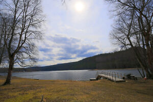 Fantastic Waterfront Property on Quesnel Lake with 5 bedrooms
