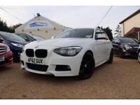 2012 62 BMW 1 SERIES 2.0 125D M SPORT 5D 215 BHP DIESEL
