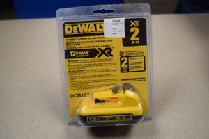 DeWalt DCB127 12V Max Lithium-Ion Battery Pack #508