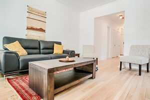 Fully Furnished 2BR - Côte-des-Neiges - best prices
