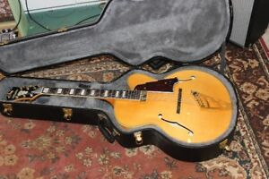 D'Angelico EXL-1 with Factory Case