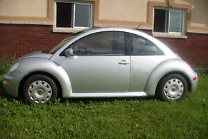 2004 Volkswagen Beetle Coupe (2 door)ONLY100K