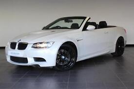 2011 BMW 3 SERIES M3 CONVERTIBLE PETROL