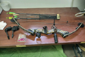 Entry level hunting bow