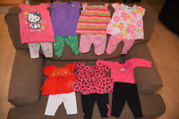 Baby Girls Outfits / 3-6 months