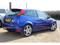 2003 03 FORD FOCUS 2.0 RS 3D 215 BHP