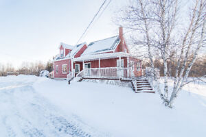 2561 ACADIE, CAP PELE! OVER 13 ACRES OF LAND! PRICED TO SELL!