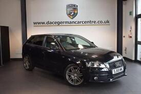 2009 59 AUDI A3 1.8 SPORTBACK TFSI S LINE SPECIAL EDITION 5DR 158 BHP