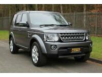 2015 64 LAND ROVER DISCOVERY 3.0 SDV6 SE TECH 5D AUTO 255 BHP DIESEL