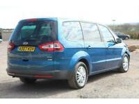 2007 07 FORD GALAXY 1.8 GHIA TDCI 5D 125 BHP DIESEL CHEAP CAR!