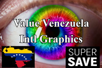 Help Venezuelan Graphic Designers help You , Unbelievable Rates!